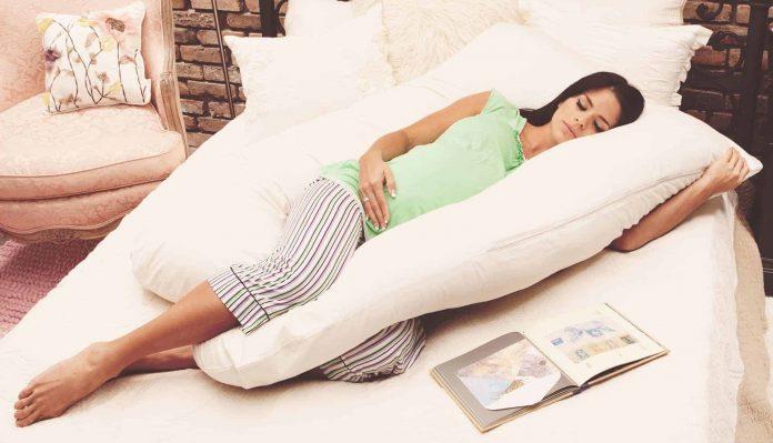 راهنمای خرید بالش بارداری راحت
