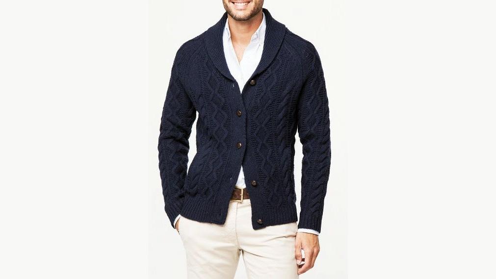 راهنمای خرید ژاکت مردانه