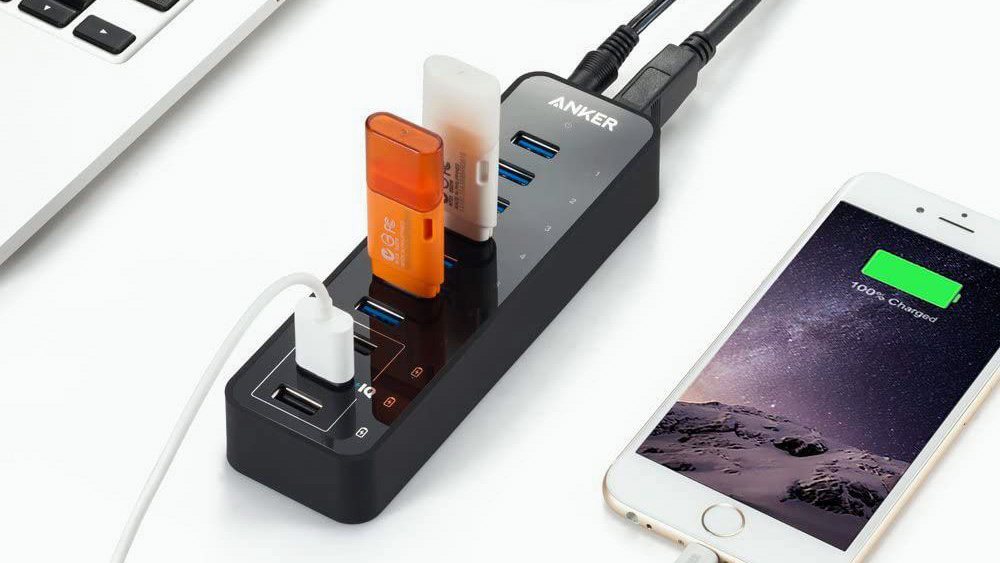 راهنمای خرید USB هاب
