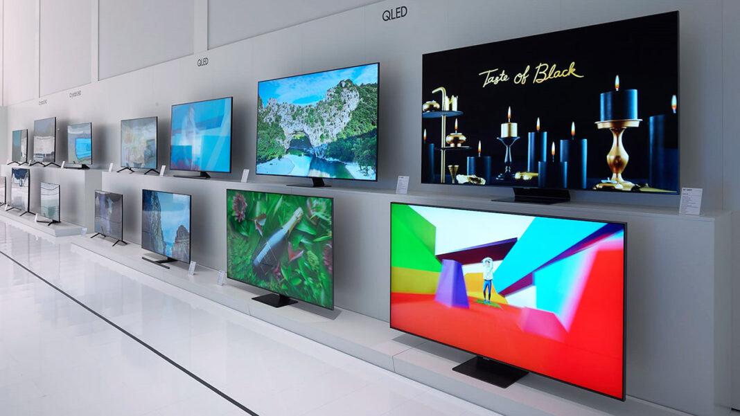 راهنمای خرید انواع تلویزیون سامسونگ