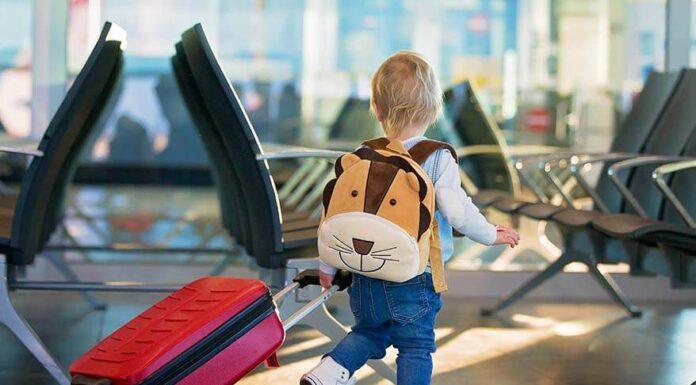 راهنمای خرید چمدان کودک
