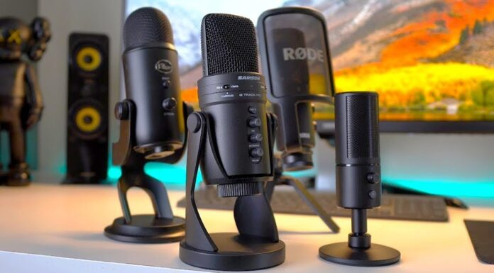 راهنمای خرید میکروفون بی سیم