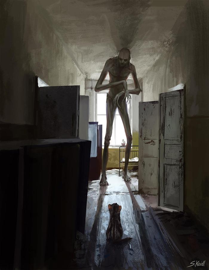 تصویر ترسناک اثر استفان کوئیدل شماره 10