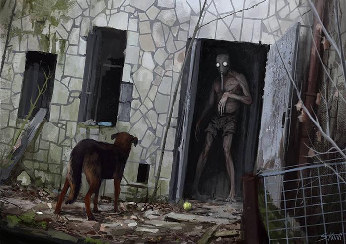 تصویر ترسناک اثر استفان کوئیدل شماره 29