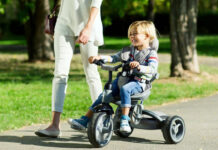 راهنمای خرید سه چرخه کودک