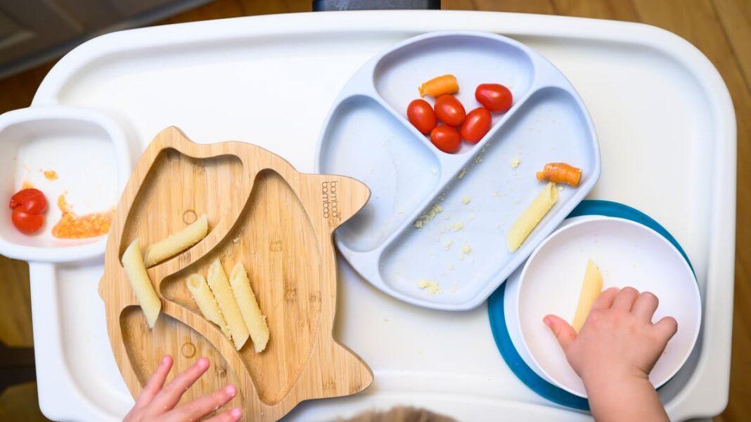 راهنمای خرید سرویس غذا خوری کودک