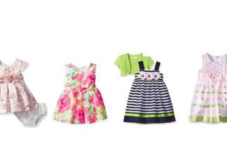 راهنمای خرید پیراهن نوزادی