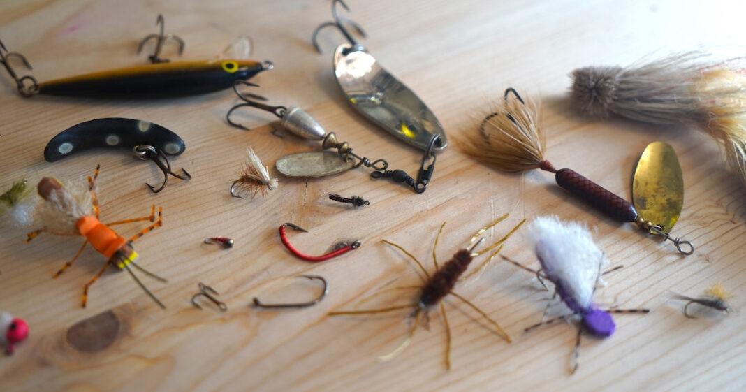 راهنمای خرید قلاب ماهیگیری